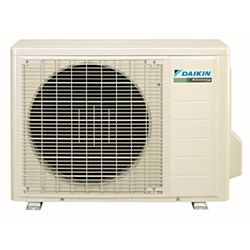 Daikin LV Series Outdoor Mini-Split Heat Pump System - 3/4 Ton - 24.5 SEER - 9,000 BTU
