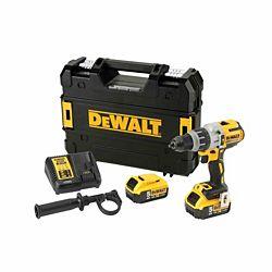 DeWalt® 20V Max* XR® Lithium Ion Brushless 3-Speed Hammerdrill Kit