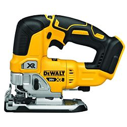 20V MAX* XR® Cordless Jig Saw (Tool Only)