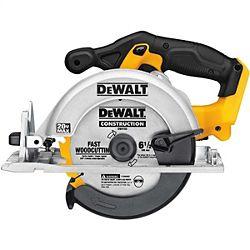 """DeWalt® 20V MAX 6-1/2"""" Circular Saw"""