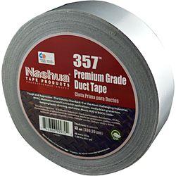 """Nashua® 357 Gray Tape - 2"""""""