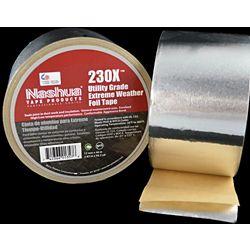"Nashua® 230X Extreme Weather Foil Tape - 3"""