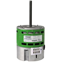 TRADEPRO® 1/2-1/3 HP X-13 ECM Evaporator Motor - 1075 RPM - 115-208/230V