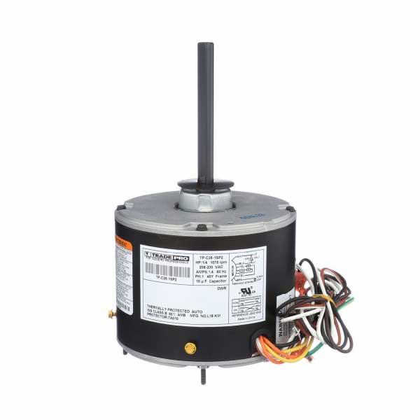 tradepro condenser motors