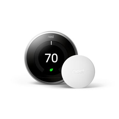 google nest thermostats and accessories